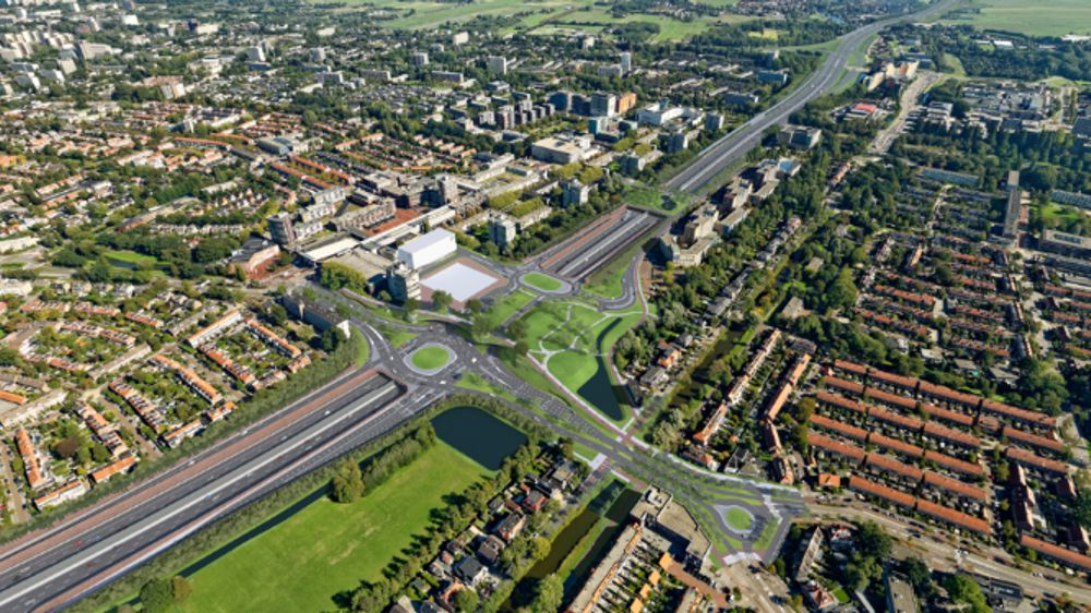 Fugro wins A9 motorway widening contract in the Netherlands