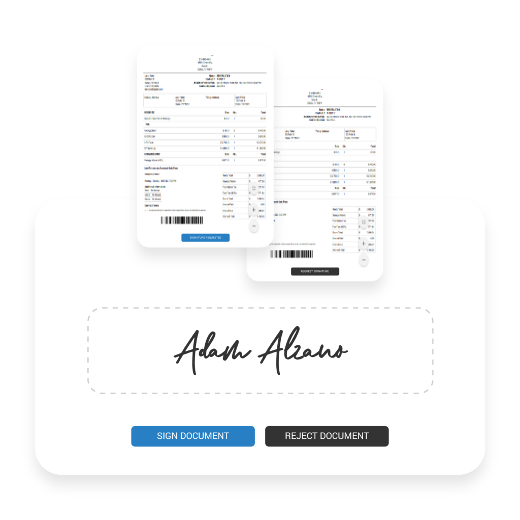 Point of Rental Software makes Electronic Signature App free for crisis hit companies
