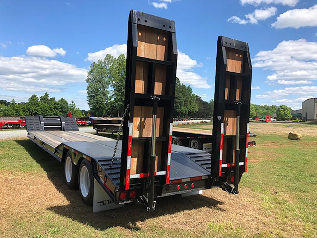 Talbert Manufacturing 35-Ton fixed neck trailer delivers dependability