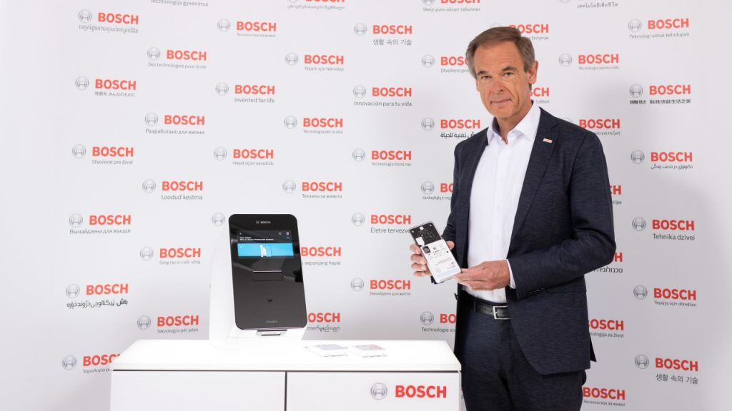 Helping contain the coronavirus pandemic: Bosch's rapid Covid-19 test