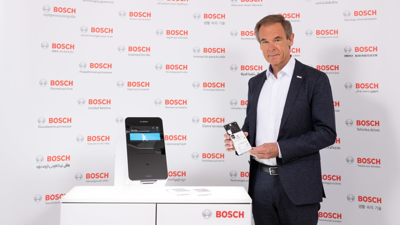Bosch shows coronavirus commitment with technological innovations