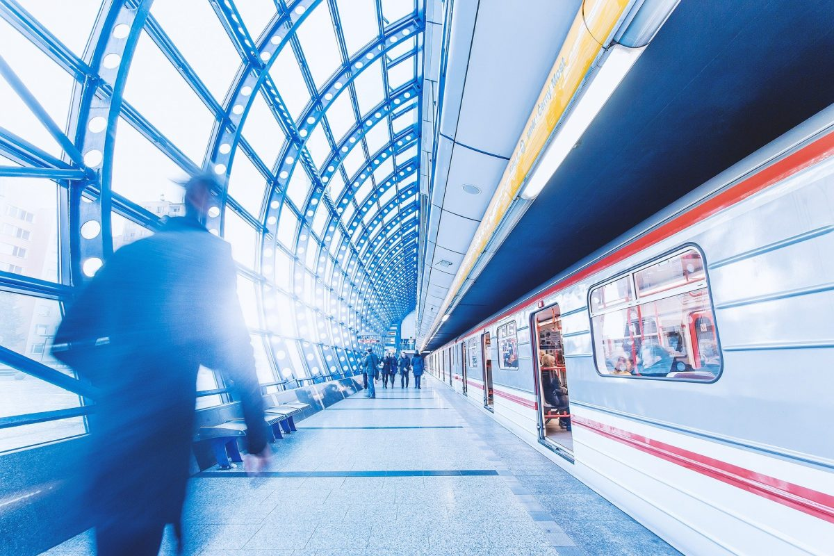 Will 5G boost connectivity on trains?