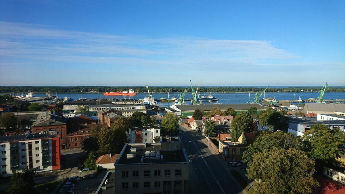 NIB finances €68m port of Klaipėda expansion in Lithuania