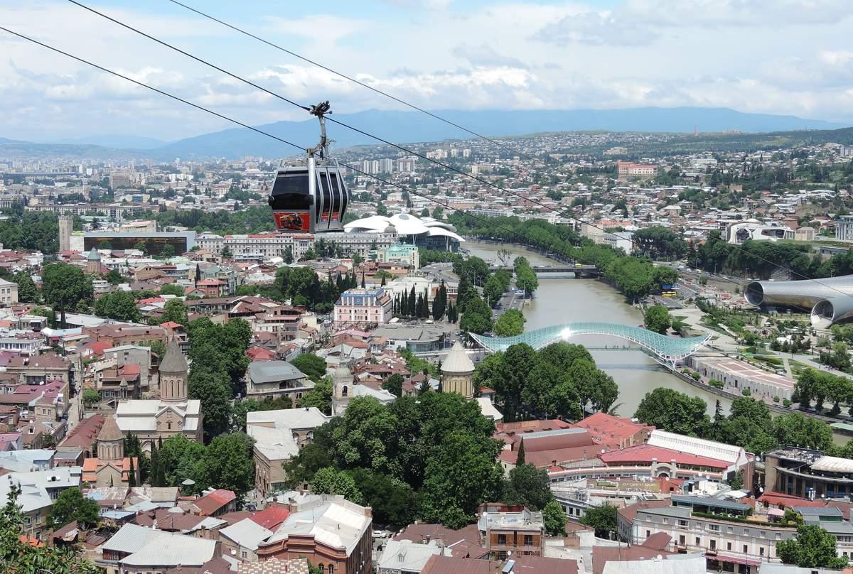 EBRD finances €75m for modernisation of Tbilisi metro in Georgia