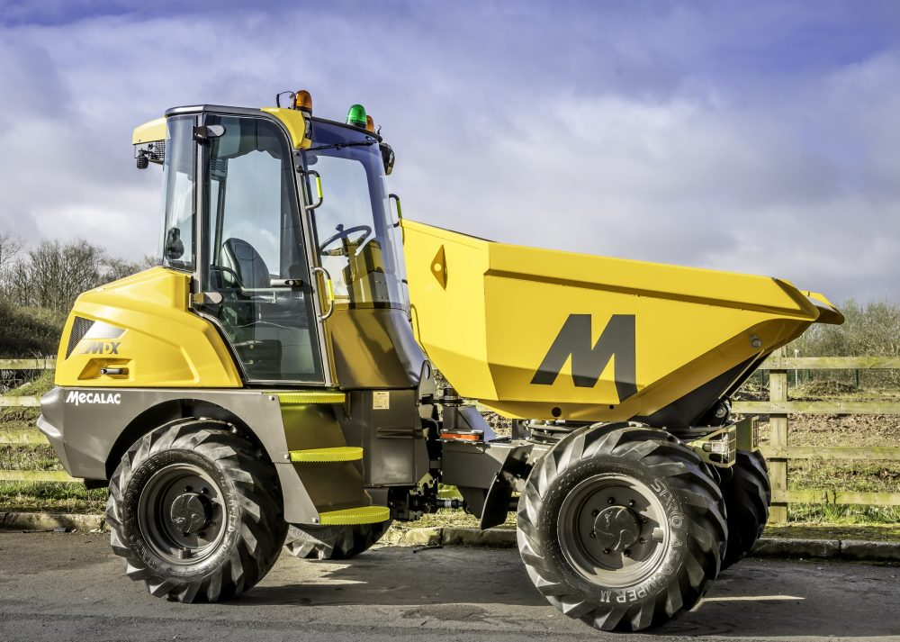 Mecalac announces unbeatable finance package for UK customers