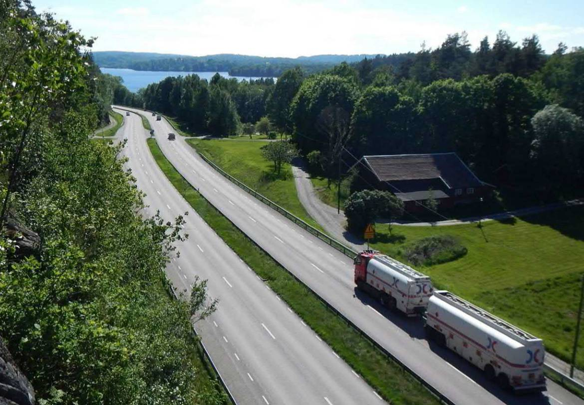 Peab awarded rehabilitation of E20 highway outside of Gothenburg