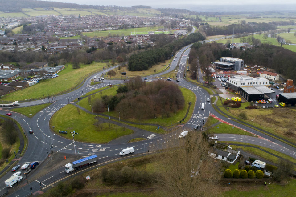 A66 route announced for £1 billion Trans-Pennine dualling transformation