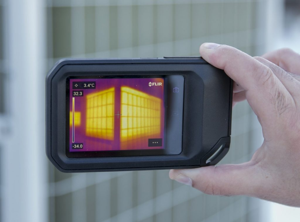 FLIR launches C5 Thermal Camera with Ignite Cloud Connectivity