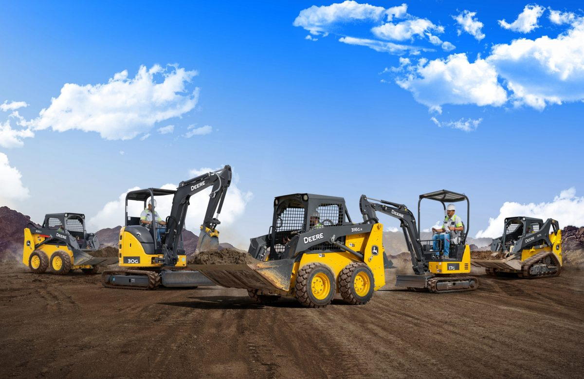John Deere unveils Own It payment program for select Compact Equipment
