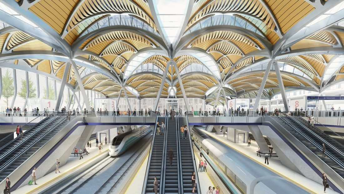 HS2 adopts CESAR ECV plant emissions scheme to promote clean air