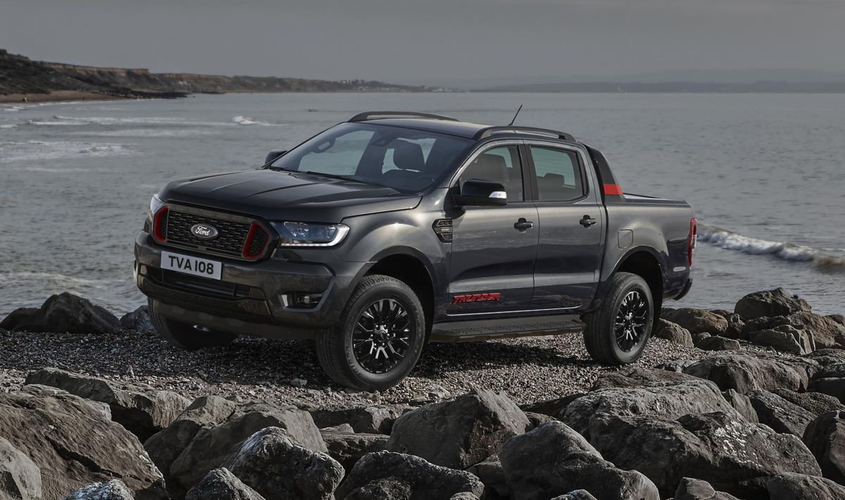 Ford Ranger Thunder storms into Europe