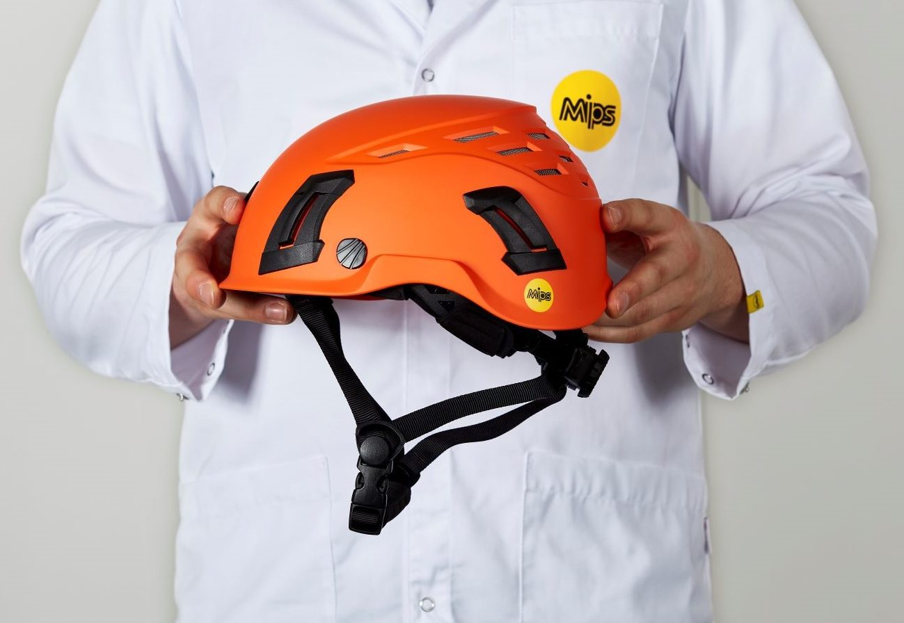 MIPS teaming up to deliver their brain protection system to the Construction Sector
