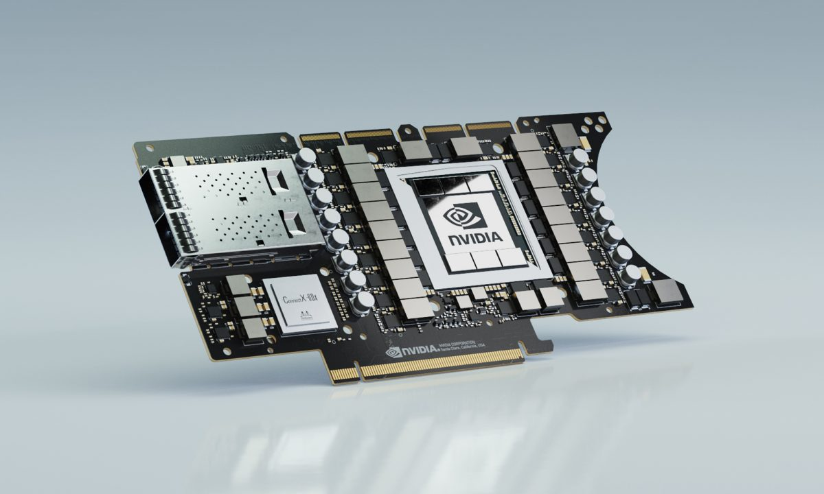 NVIDIA EGX Edge AI Platform enables real-time AI and Robotics Applications