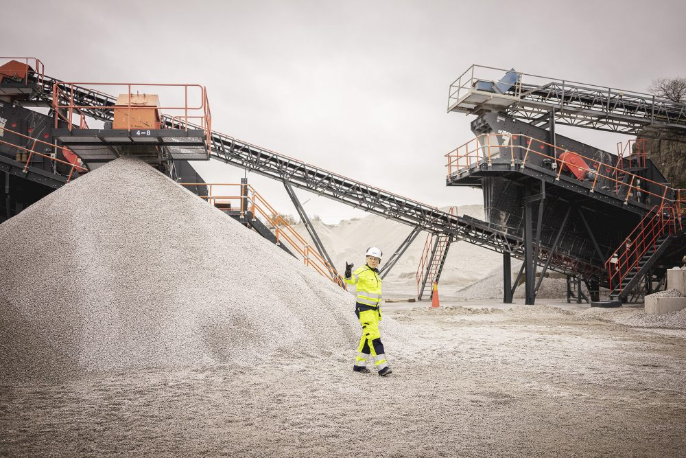 Peak Screening from Sandvik for full productivity potential