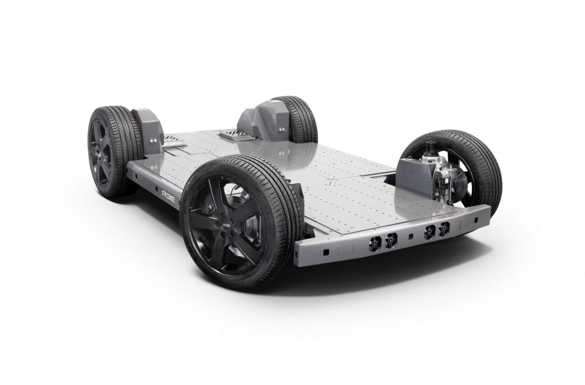 KYB and REE Automotive to develop modular EV Platform