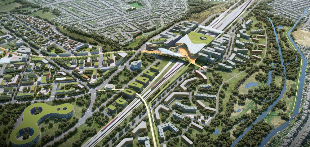 East Midlands HS2 links to be revolutionised with £2.7bn hub station at Toton