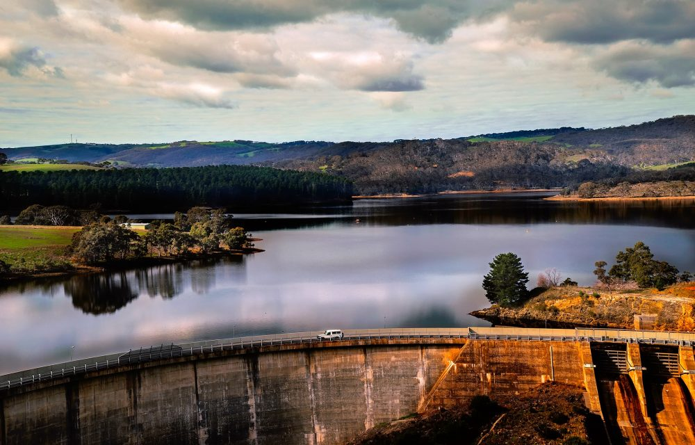Australia announces $245m for 3 Dam Projects in NSW