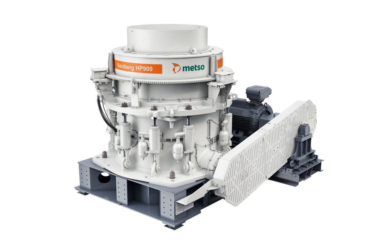 Metso launches the Nordberg HP900 cone crusher for increased performance