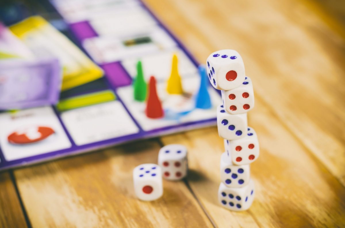 Can Board Games help navigate complex Change Management issues?