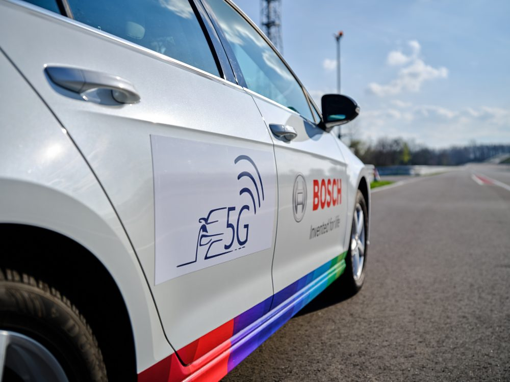 5G NetMobil project a milestone on the road to fully connected traffic