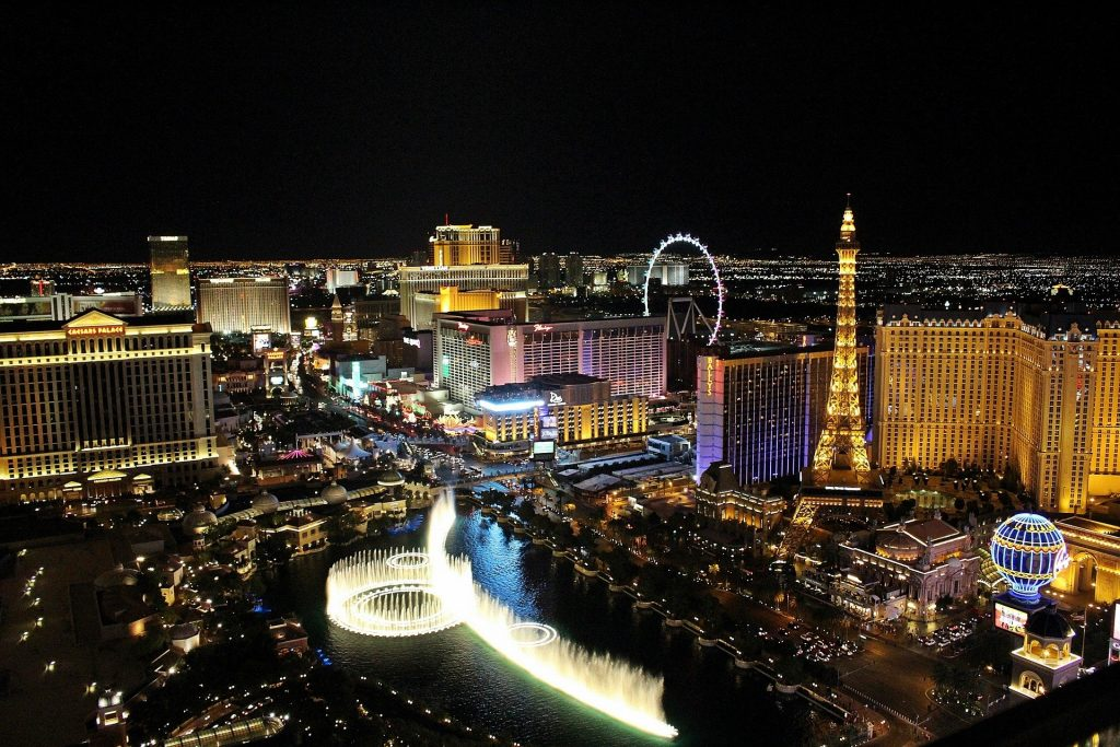 Las Vegas accelerating Smart Cities Project with NTT
