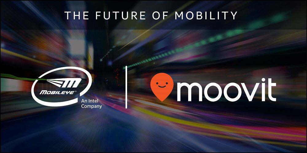 Intel acquires Moovit to accelerate Mobility-as-a-Service