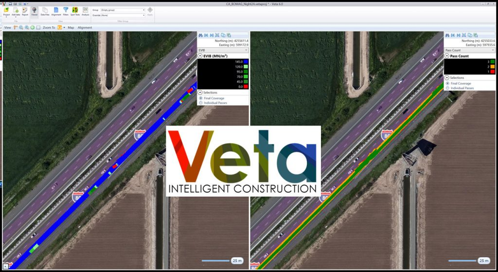 User-friendly Intelligent Construction Data Analysis with Veta 6 release