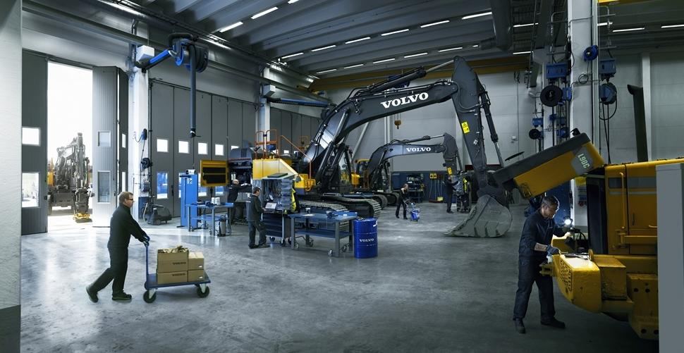 VolvoCE explores the Circular Economy and Good Business