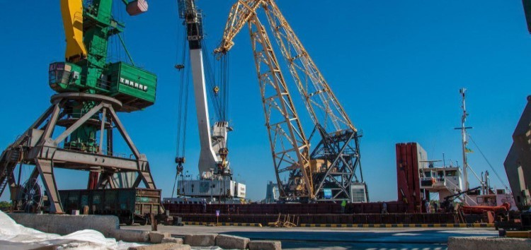 EBRD supports seaport of Kherson as the first concession project in Ukraine