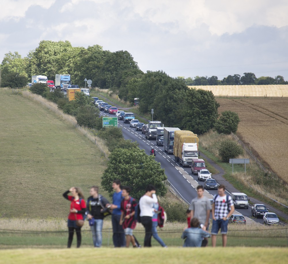 Highways England's A303 Amesbury to Berwick Down project aims to remove the traffic blight from the World Heritage Site