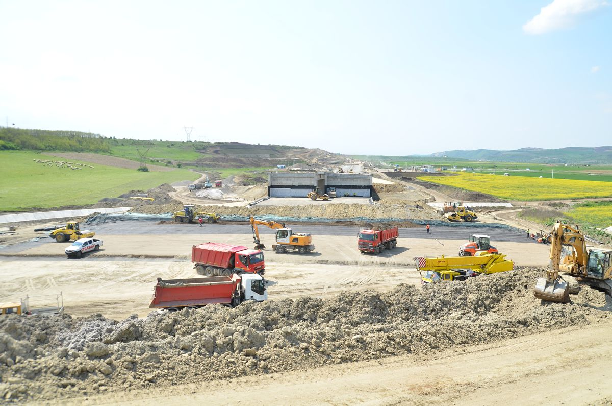 STRABAG awarded follow-up contract for A3 motorway in Romania