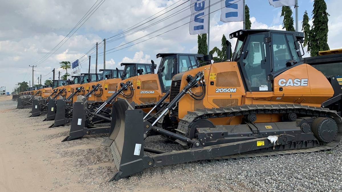 125 Construction Equipment deal with the Ministry of Transport in Angola