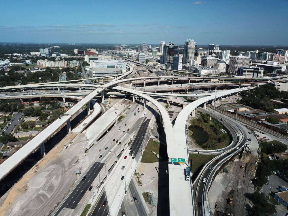 SGL reaches I-4 milestone in Orlando with Interchange Ramps opening 3 months early