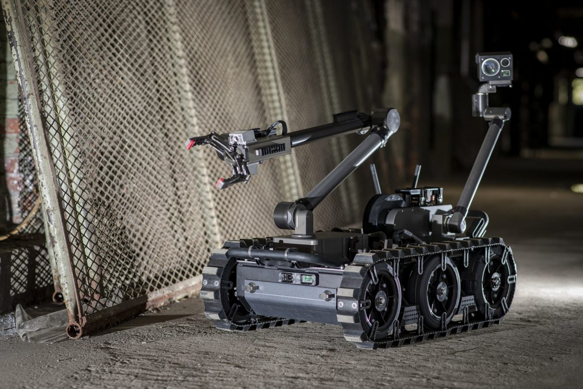FLIR captures $23.5m orders for 500 Centaur UGV robots for US Army and Navy