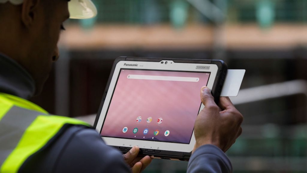 Panasonic introduces Android platform for New TOUGHBOOK A3 Tablet