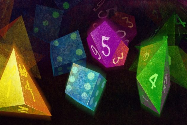 MIT algorithm simulates the roll of loaded dice to analyse complex systems