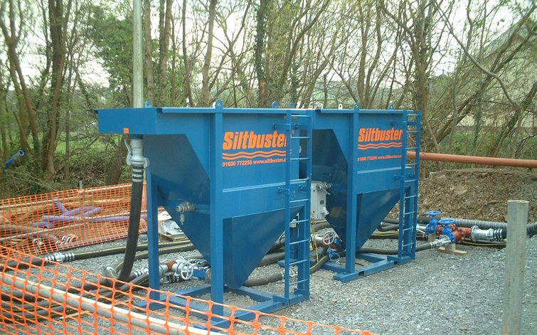 Welsh Water uses Siltbuster wastewater treatment solution for Visitor Centre Refurb