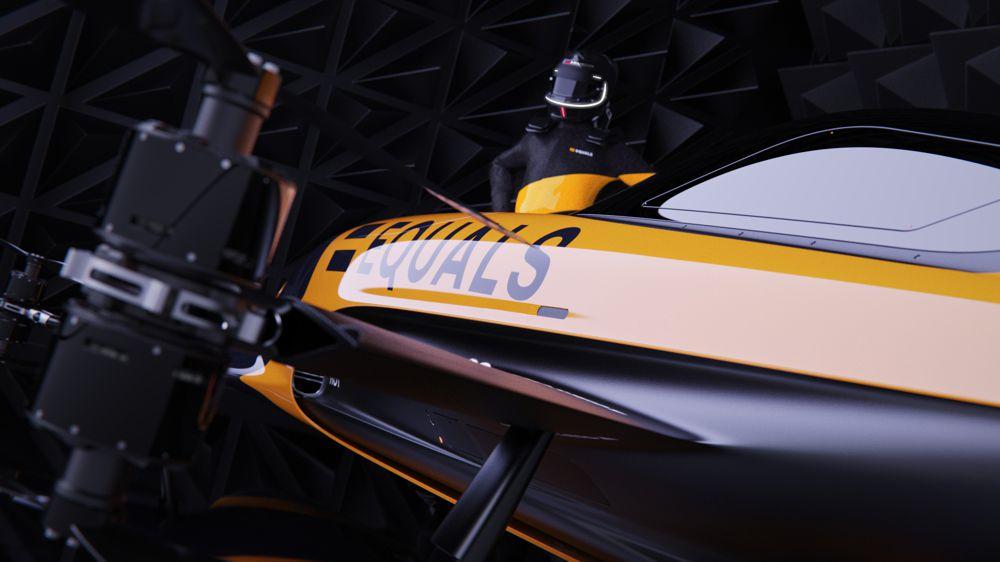 Airspeeder is looking for ace racing pilots for flying racing series