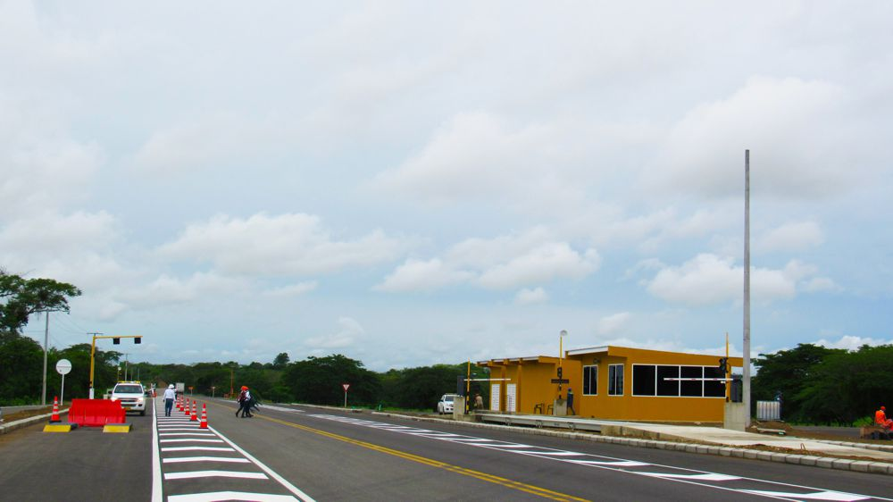 Sacyr completes 84km's of Puerta de Hierro to Cruz del Viso Highway in Colombia