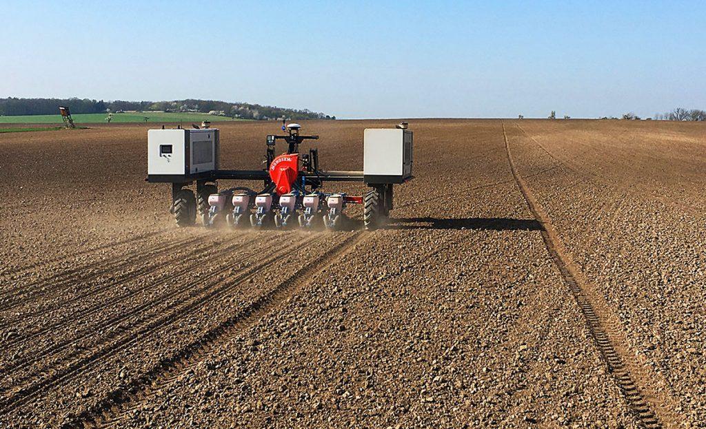 Velodyne Lidar Sensors powering AGROINTELLI's Autonomous Farm Vehicles