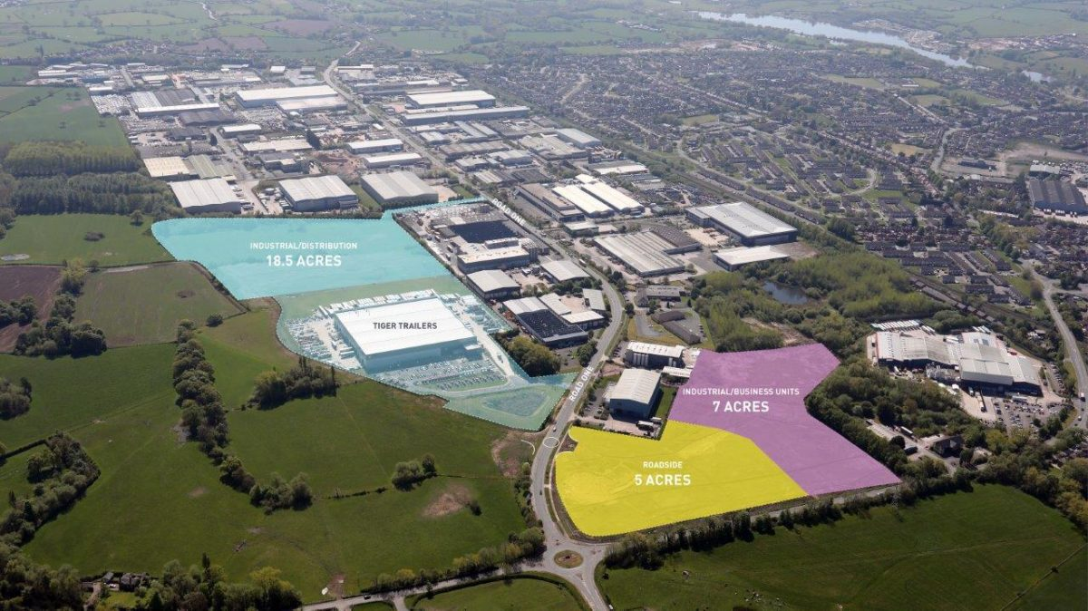 Rula appointed development partner for expansion of Winsford Industrial Estate