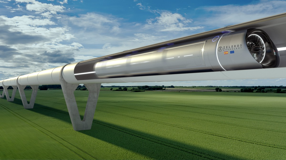 Zeleros raises €7m to lead the development of hyperloop in Europe