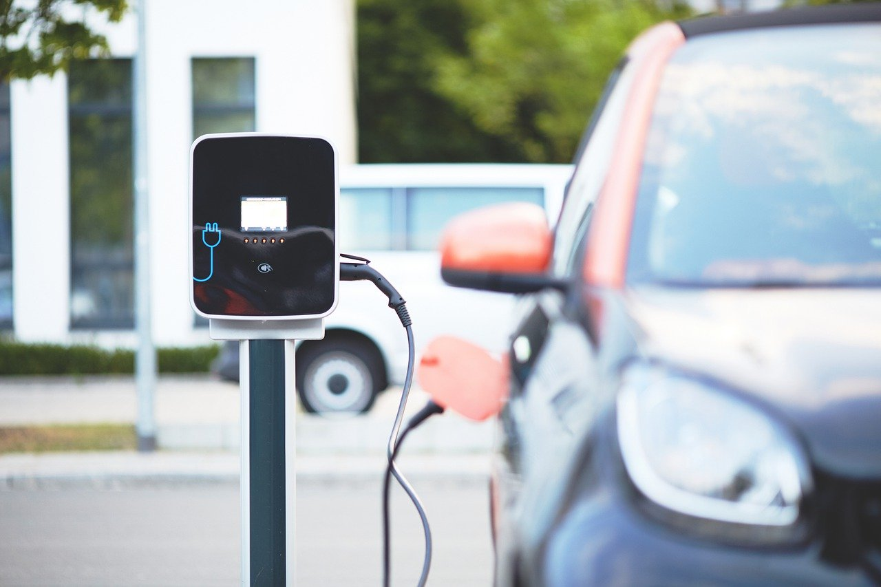 UK businesses are speeding past government targets towards electric vehicles