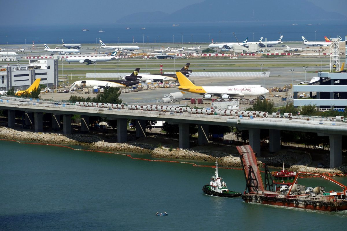 Gammon awarded major tunnel project for Hong Kong International Airport