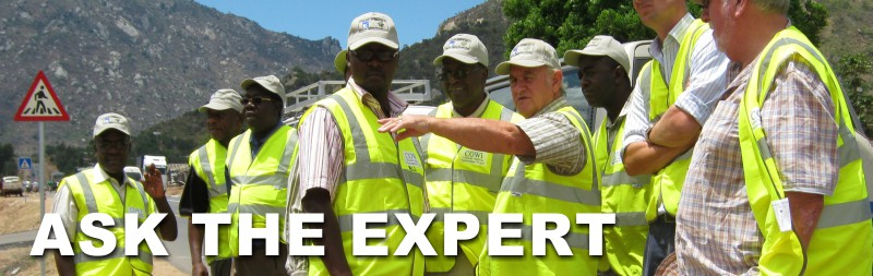 Ask The Expert your Construction and Civil Engineering questions
