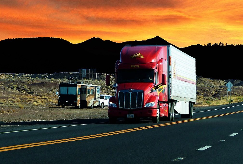 MIT studies using stiffer roadways to improve truck fuel efficiency