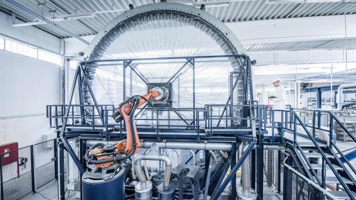thyssenkrupp Carbon Components named top 100 innovation companies in Germany