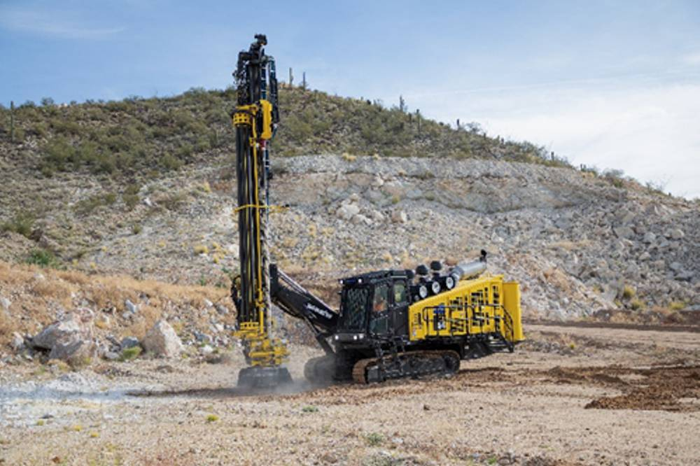 Komatsu combining several mining product lines through rebrand