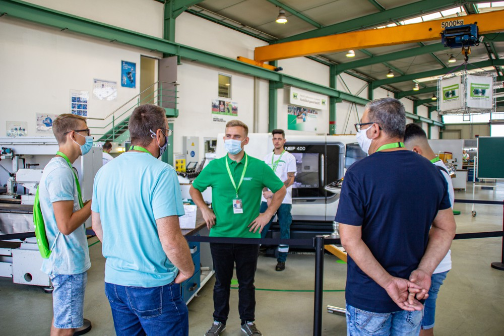 Herrenknecht hosts a special 2020 Training Day