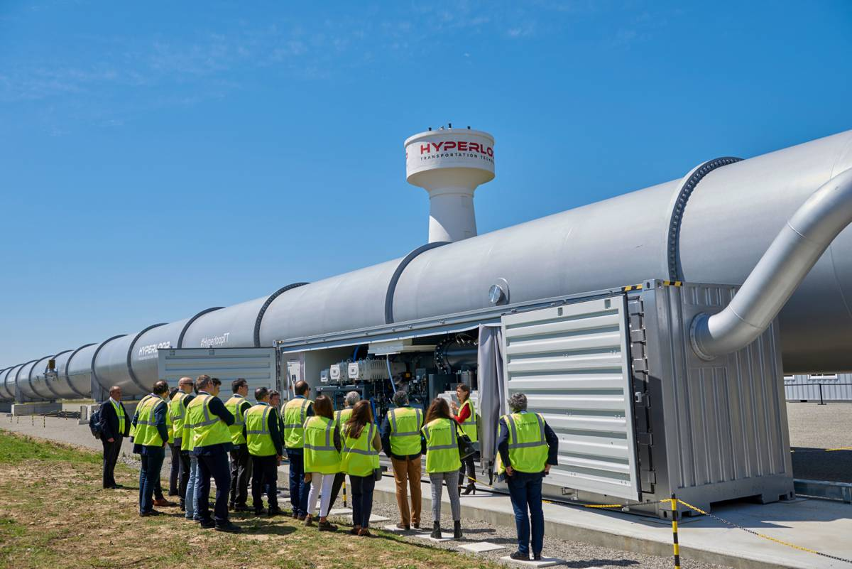 Hyperloop Transportation Technologies receives US DOT Official Classification